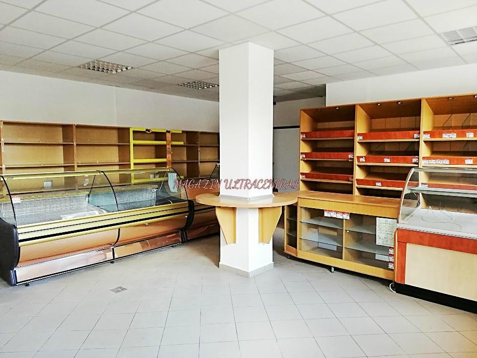 Spatiu comercial de inchiriat ultracentral  blocul plomba  Sibiu