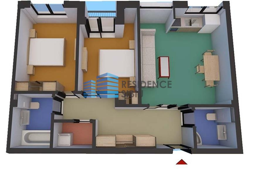 Birou vanzari apartamente noi Sibiu - Ionela 0784300600