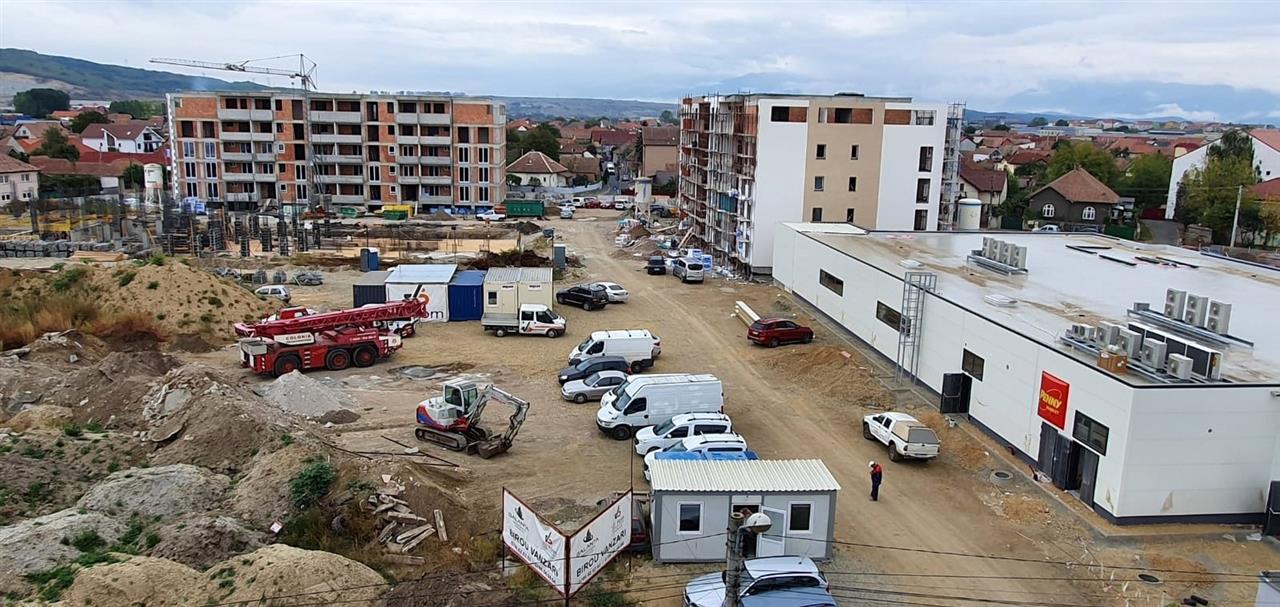 Birou vanzari apartamente noi Sibiu - Danut 0786626262