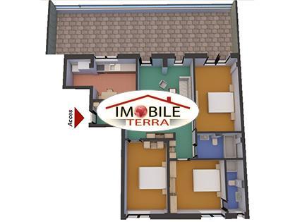 Apartament 4 camere in zona Turnisor Sibiu