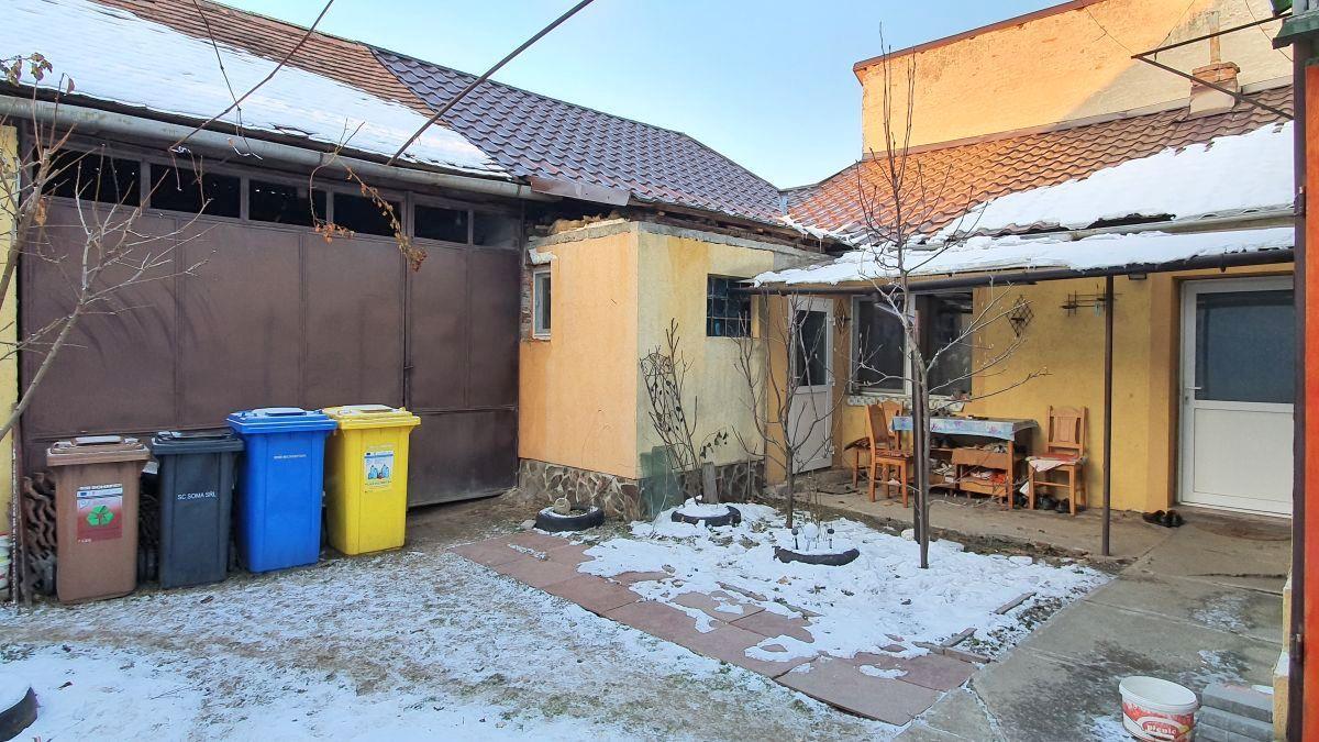 Casa in Terezian cu 880 mp teren de vanzare in Sibiu
