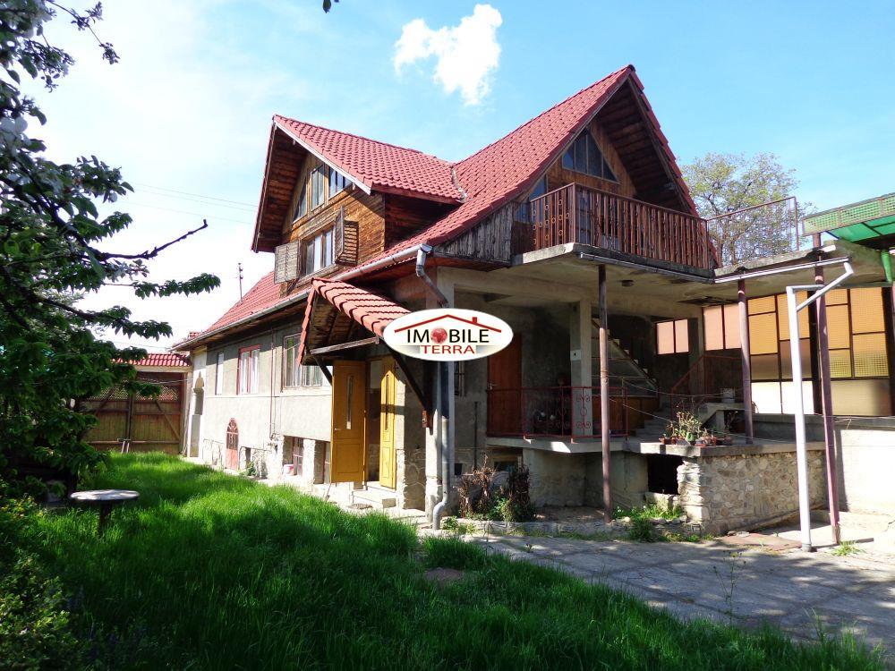 Casa de vanzare in marginimea sibiului - Terenes casa rural ...