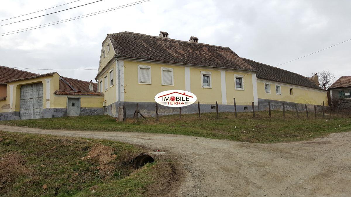 Casa saseasca de vanzare in Daia