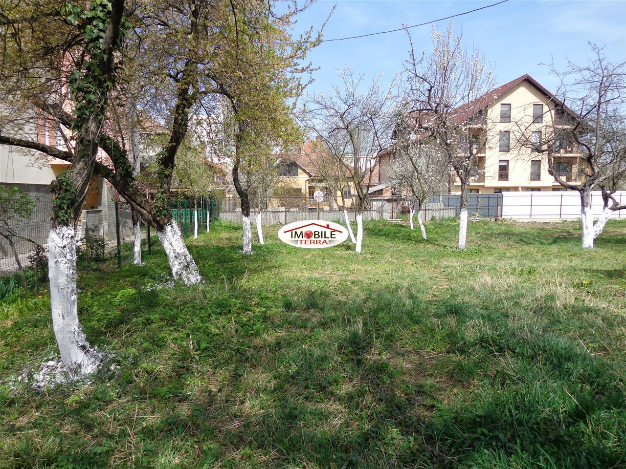 Teren de vanzare, zona Marasesti  Dumbravii, Sibiu