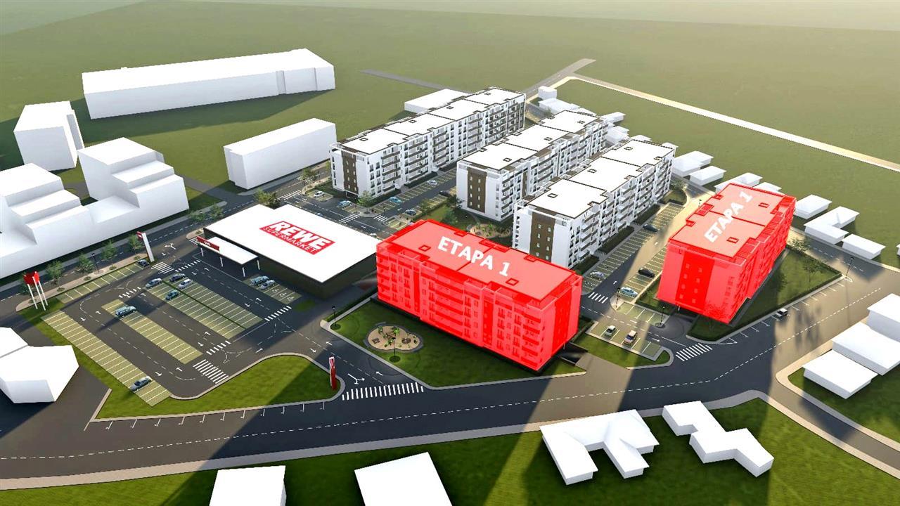 Balanta Residence ofera Apartament 2 camere, Parter, Tip 1