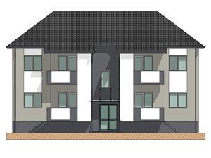 Vila cu 6 apartamente Calea Cisnadiei