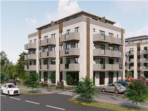 Ansamblu Rezidential in zona Piata Cluj. Cumperi direct de la dezvoltator FARA COMISION