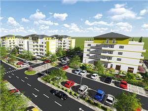 Deventer Residence (Sibiu - 280 apartamente)