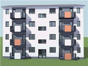 Konfort Group Residence (Calea Cisnadiei - 12 apartamente)