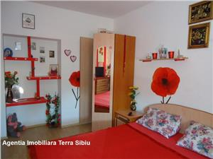 Apartament 3 camere de vanzare in zona Lazaret  Sibiu 75 mp utili