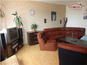 Apartament modern 2 camere decomandate Siretului Sibiu