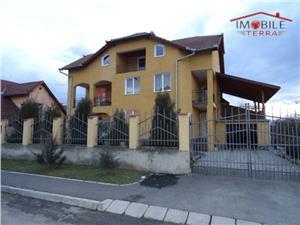 Casa noua tip Vila de vanzare in Strand Sibiu cu 540 mp teren