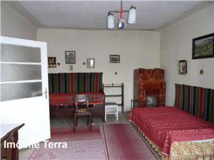 Casa cu 5 camere si 420 mp teren, de vanzare in Sibiu zona centrala