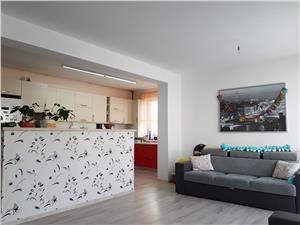 Apartament 3 camere cu gradina de inchiriat in Selimbar