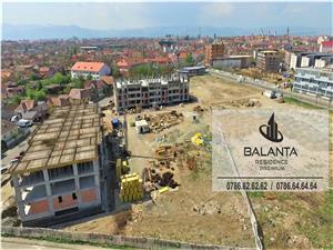 Apartamente Balanta cu 3 camere, Tip 2, Penthouse