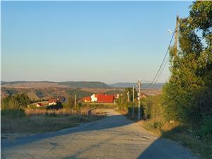 Teren cu panorama deosebita in Daia Noua langa Sibiu