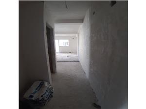 Apartament 3 camere cu gradina de vanzare in Selimbar  Sibiu