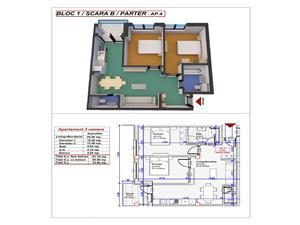 Apartament NOU 3 camere in Turnisor