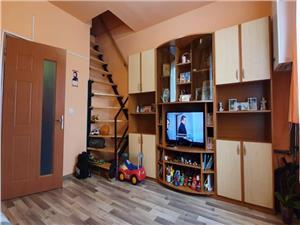Apartament la mansarda in Terezian, Sibiu