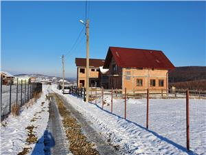 Teren de vanzare in Tocile la Sibiu