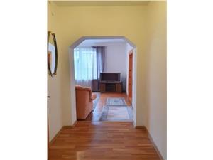 Apartament la casa mobilat zona Balea langa Policlinica Sibiu