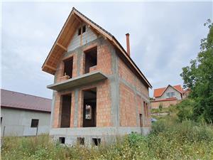 Casa intabulata la rosu de vanzare la Sura Mare