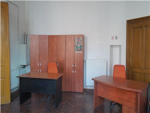 Inchiriez spatiu birouri,  zona Primaria Sibiu
