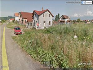 Teren de vanzare in cartierul Terezian Sibiu