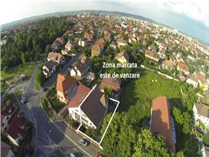 Casa spatioasa langa parcul Sub Arini, filmare cu drona