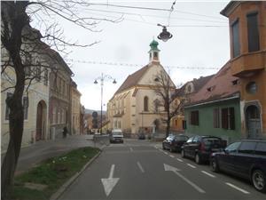 Apartament 2 camere in centrul istoric Sibiu