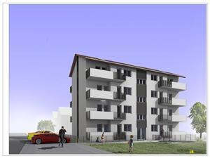 Apartamente 3 camere - Constructie Noua, 59 mp