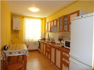 Apartament 2 camere in bloc nou Sibiu langa gara