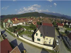 Casa noua de vanzare in Talmaciu central