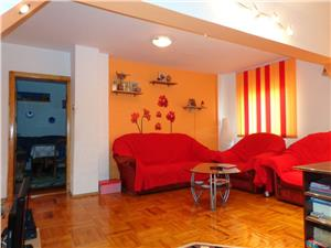Apartament 90 mp mobilat si utilat pe Dumbravii