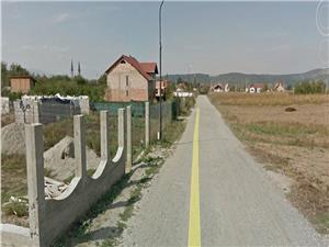 Teren pentru casa in zona rezidentiala Avrig