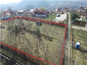 Teren de vanzare in Cisnadioara langa Apfelhaus