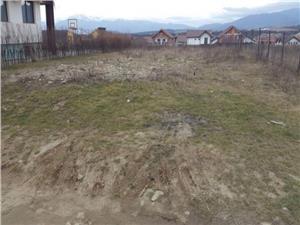 Vanzare teren constructii, zona Calea Cisnadiei
