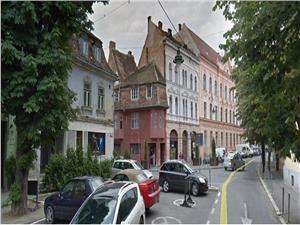 Spatiu pentru locuit sau birouri de inchiriat central Sibiu