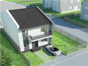 Casa singur in curte,zona Calea Cisnadiei