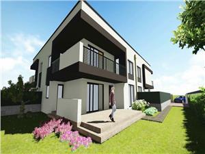 Duplex constructie noua, zona Calea Cisnadiei