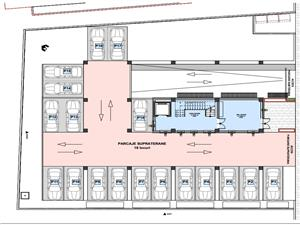Apartament 3 camere, et2, zona Dedeman Sibiu