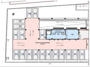 Apartament 2 camere, 55mp, constructie noua,  zona Dedeman Sibiu