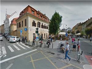 Spatiu comercial de inchiriat in Sibiu, zona Ultracentrala