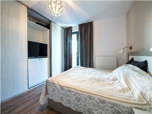 Apartament 3 camere la cheie cu terasa si gradina, Selimbar