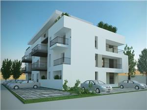 Ultimul apartament 3 camere la cheie cu terasa si gradina, Selimbar