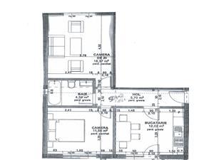 Apartament la vila cu 2 camere, zona Calea Cisnadiei