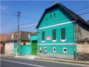 Casa libera de vanzare in Sura Mare Sibiu