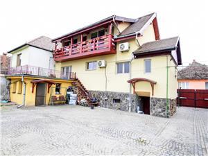 Vila in Sibiu, 6 camere, 280mp utili,  720 mp teren