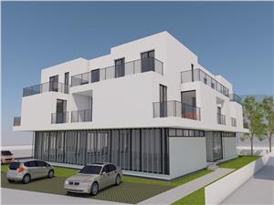 Apartament 2 camere la cheie cu terasa, Selimbar