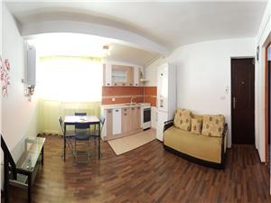 Apartament mobilat si utilat de vanzare in Sibiu cartier Vasile Aaron